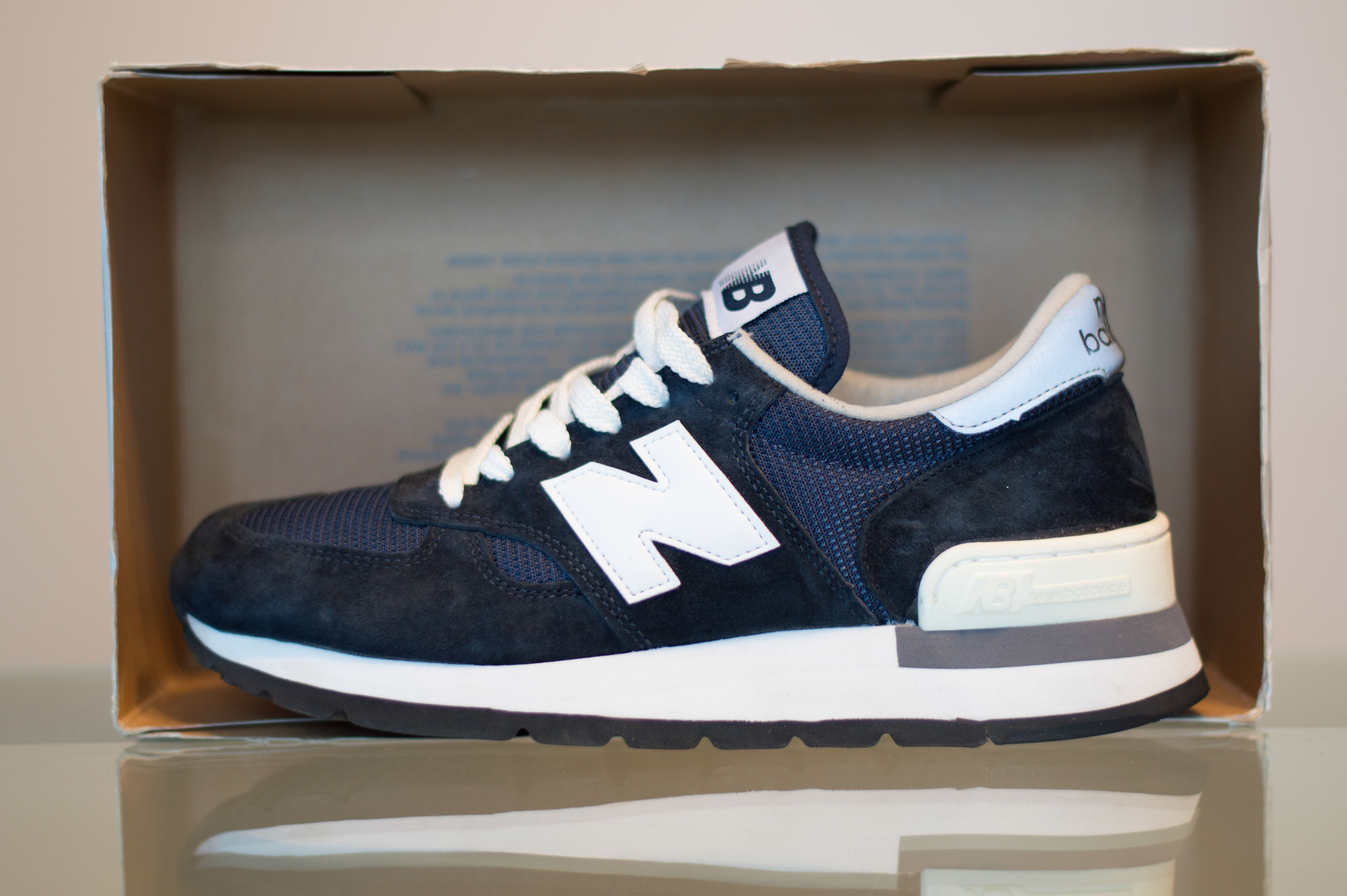 New Balance 990 Re-issues – thomaslindie 9e93c52156eb