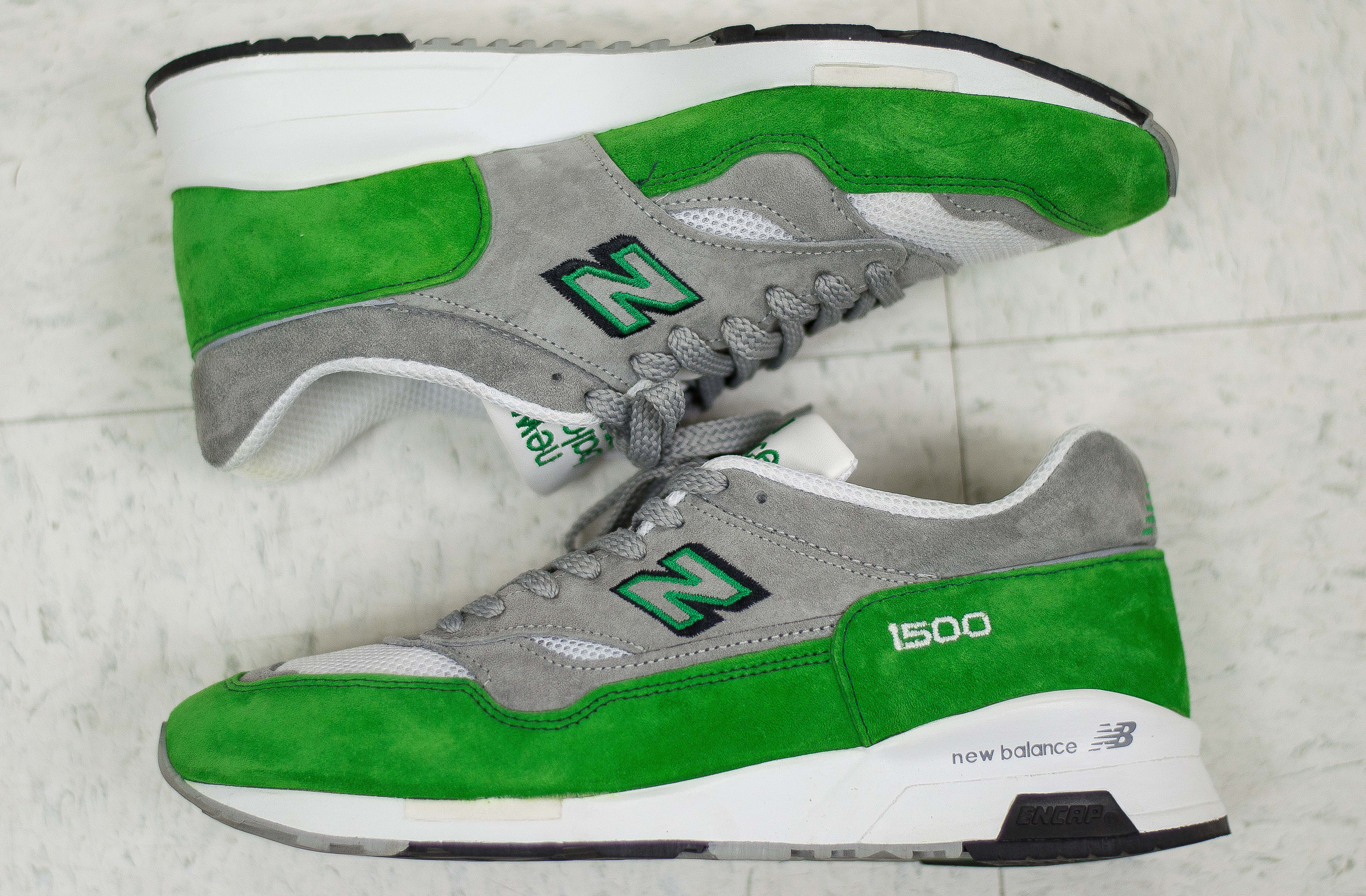 finest selection 61037 91cd4 New Balance 1500SNS x SNS – 'RGB Pack' – thomaslindie