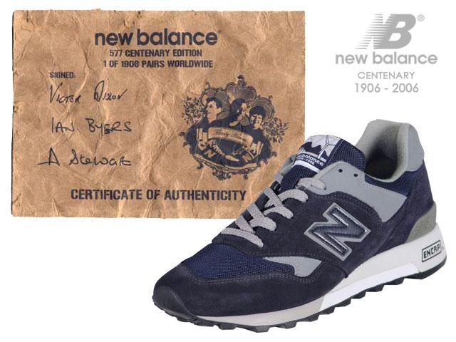 New Balance Centenary M577 Audrey Stewart