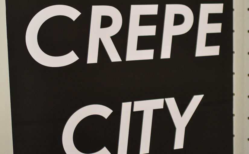 Crepe City 12