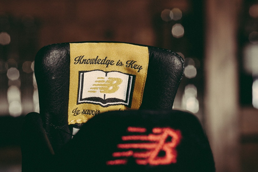 Private Preview of the New Balance 1500FPK x Footpatrol 'Encyclopaedia'