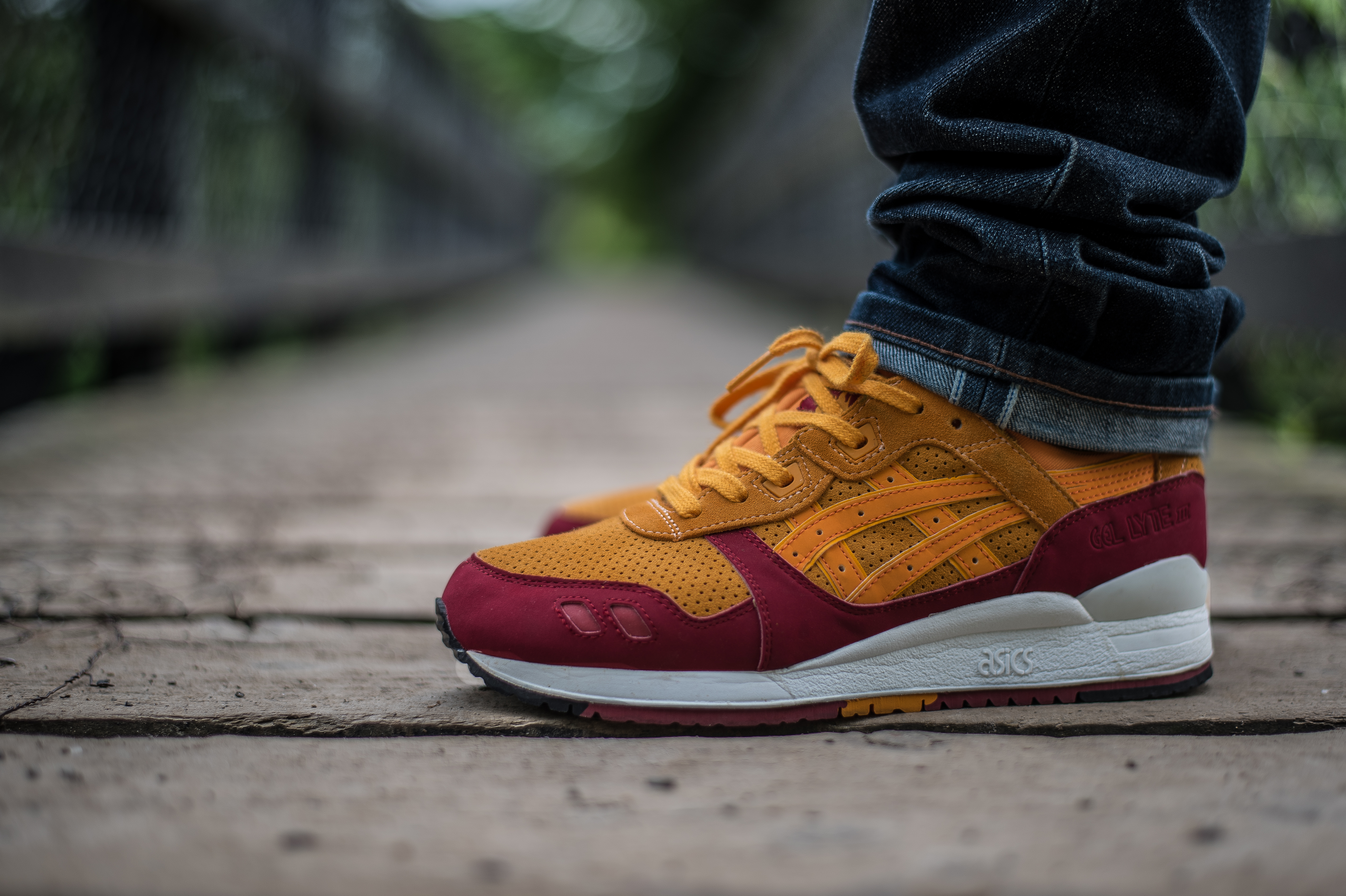 asics gel lyte iii shop london
