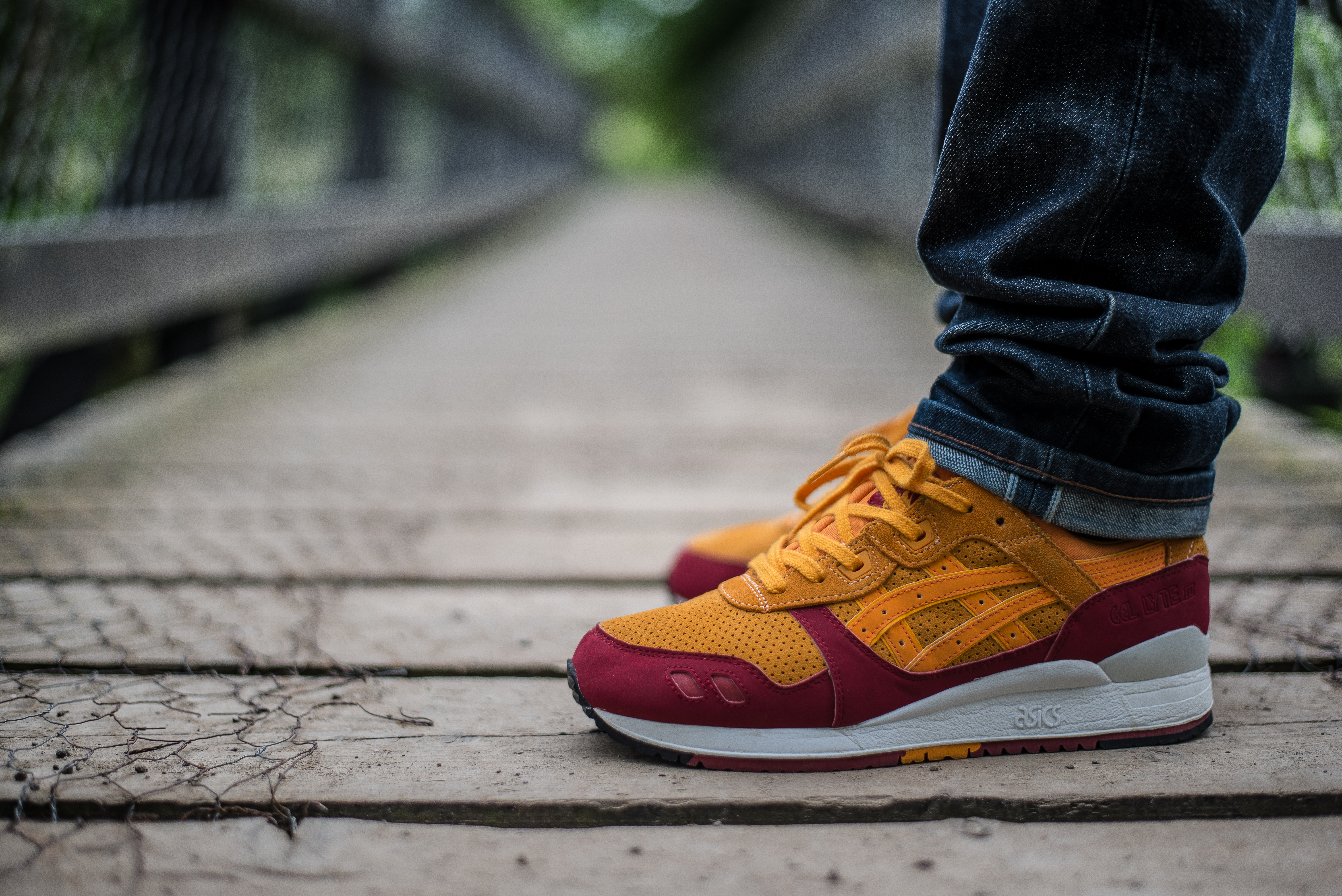 sneakers for cheap 93d29 b74ef WOMFT – Asics Gel Lyte III x hanon shop 'Wildcats' – thomaslindie