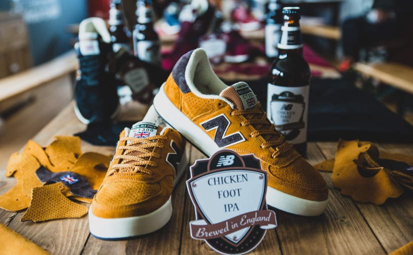 New Balance Real Ale Event