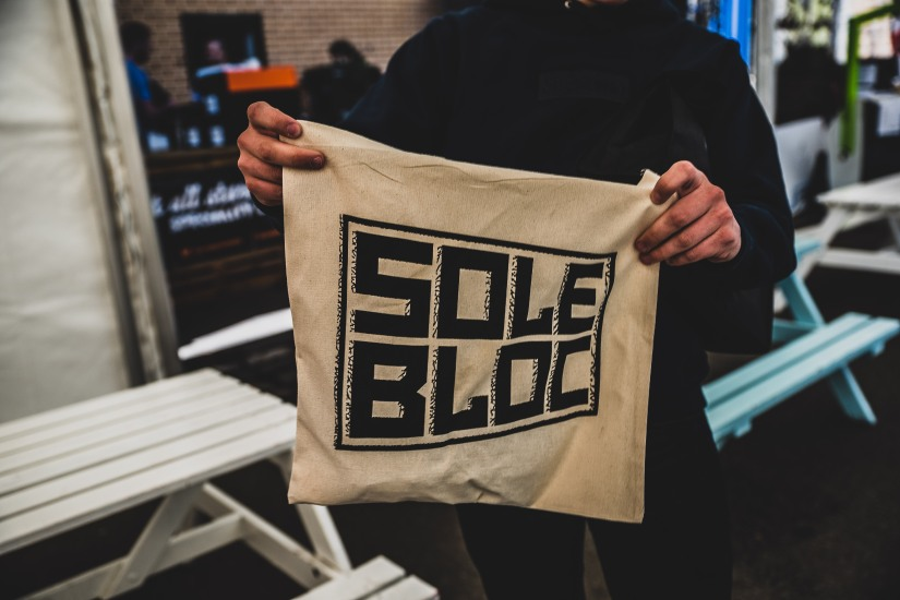 Sole Bloc – Scotland's first sneakerfestival.