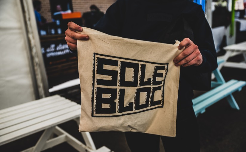Sole Bloc – Scotland's first sneaker festival.