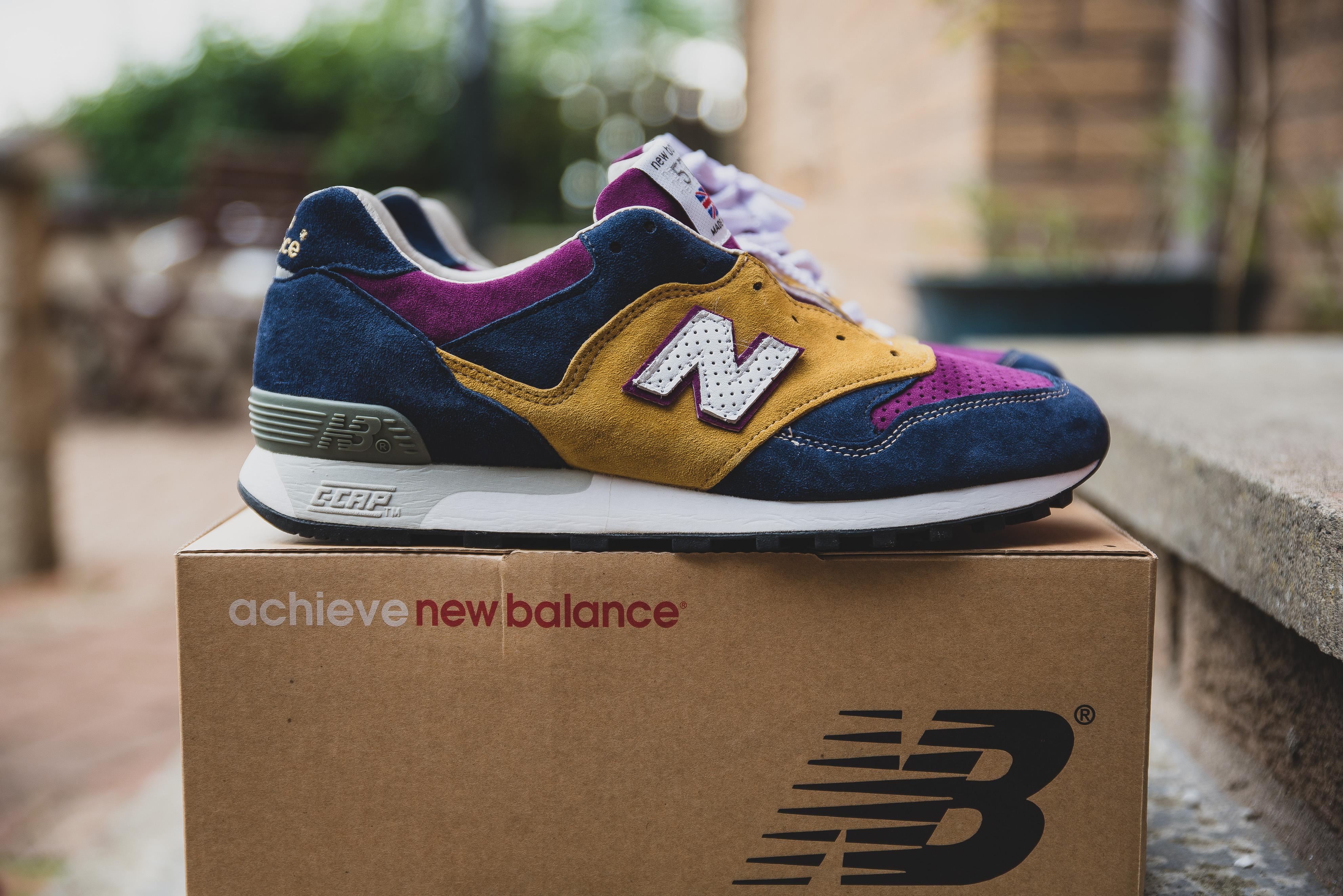 New Balance x hanon shop samples – thomaslindie 6eb580e096