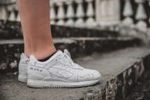 "Asics Gel Lyte III ""Triple White"""