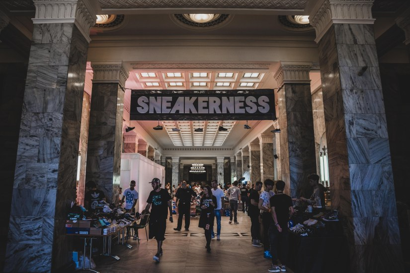 Sneakerness Warsaw