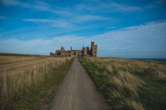 New Slains Castle