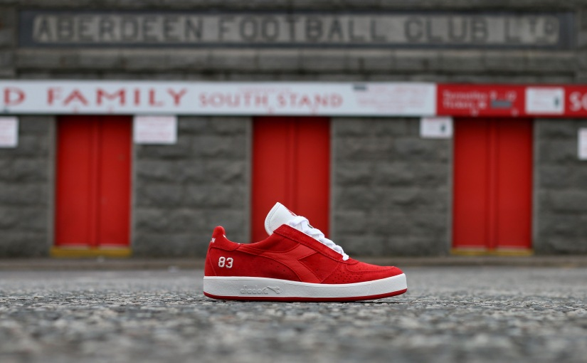 "hanon shop x Diadora Borg Elite ""The Spirit of '83"""