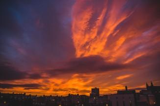 Sunrise 18/12