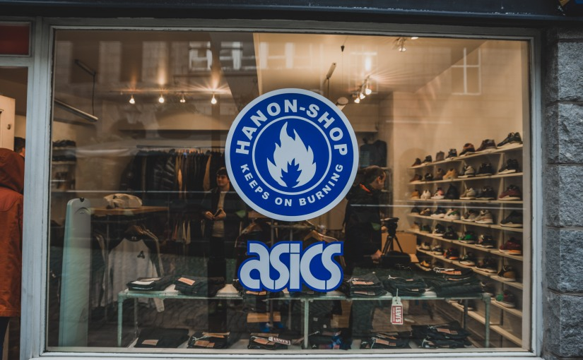 hanon x Asics Gel-Lyte III 'Solstice' – In-store Launch