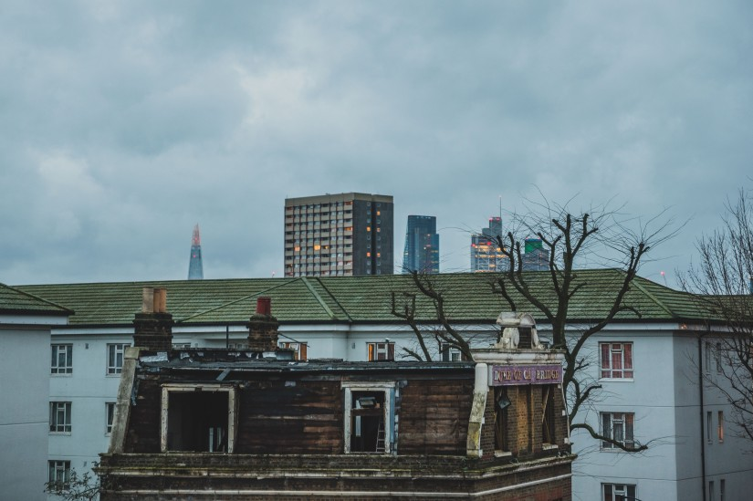London – Filming and NB x Grenson