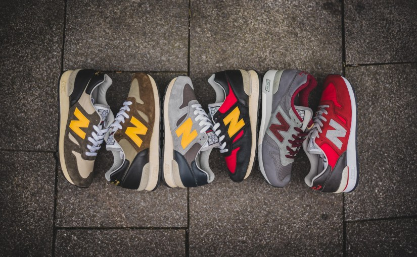 New Balance x Hanon – Flying Club Samples