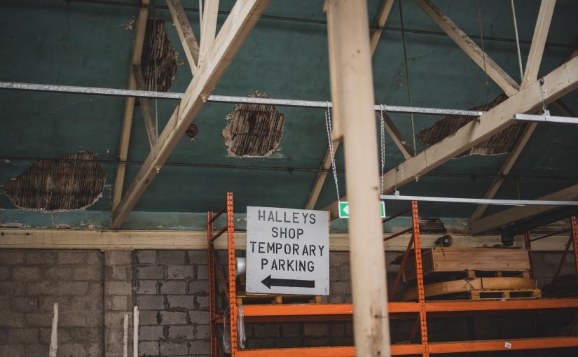 Halley Stevensons Factory
