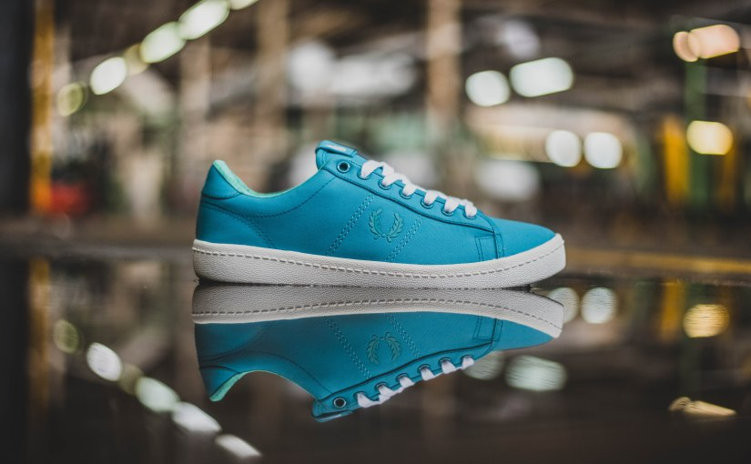 Fred Perry B2 'Halley Stevensons' x hanon