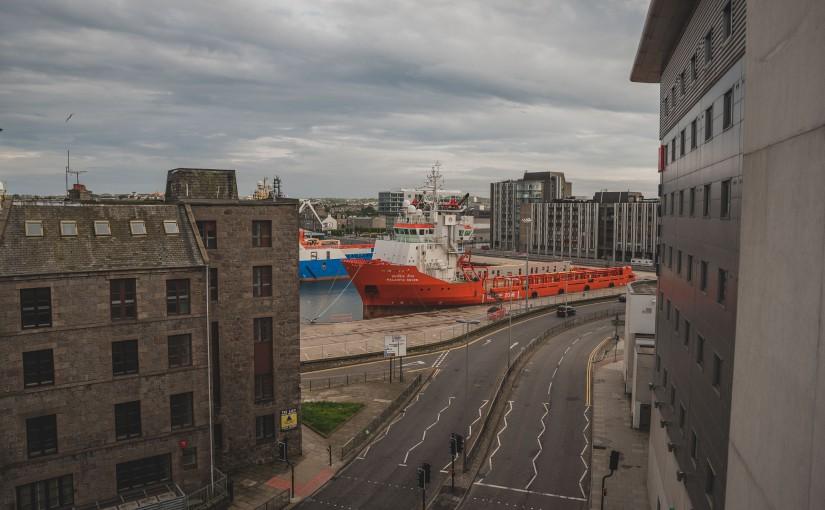 Aberdeen Harbour Area