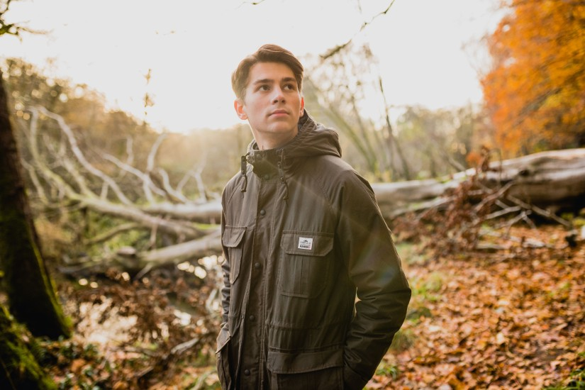 "HANON x Penfield Kasson x Halley Stevensons ""Dark Forest"""